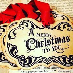 #MerryChristmas Everyone