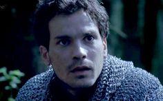Lancelot. Santiago Cabrera. Chilean actor