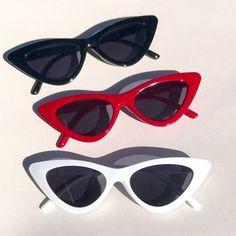 Featuring - Dovile RF sunglasses . . . #Specscart #AFrameForEveryGame #sunniesoftheday #sunniesspecs #shadesofblack #sunglassescollection #sunblockers #sunglassesboutique #shadeslove #sunniesforsale #sunglassesforsale #shadeslover #sunblocks #sunglassesforwomen #sunglassesday #sunglassesbranded #sunglassesformen #sunnieson #sunglassesaddiction #shadesofcool #assesories #sunglassescart #shadesfordays #assesoriesfashion #sunniessale #sunniesfashion #sunniest #sunnieslover Cool Glasses, Glasses Frames, Glasses Style, Glasses Sun, Glasses Outfit, Cute Sunglasses, Sunglasses Women, Vintage Sunglasses, Red Cat Eye Sunglasses