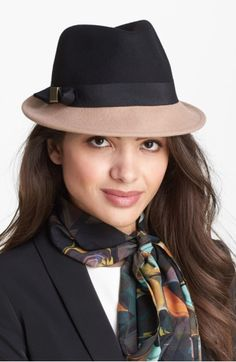 347eb6bce15c7 Main Image - Ted Baker London Trilby Hat Women s Trilby Hats
