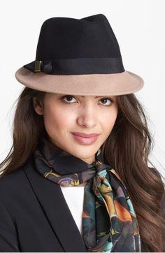 Main Image - Ted Baker London Trilby Hat Women s Trilby Hats dbbc9d81ac0