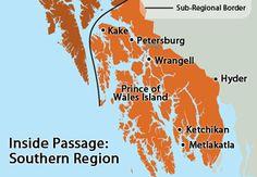 49 Best Alaska maps images