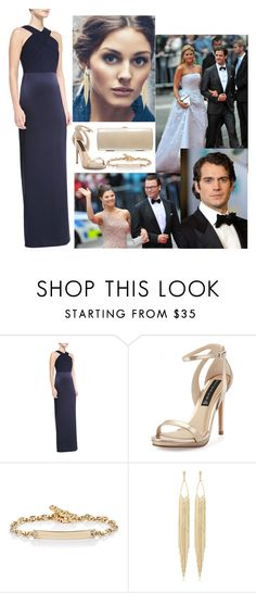 """""""#Flashback: Pre-wedding dinner of Princess Victoria and Daniel Westling."""" by hrhcrownprincess ❤ liked on Polyvore featuring St. John, Steven by Steve Madden, Hoorsenbuhs, Russell & Bromley, Panacea and RoyalFlashback"""