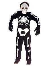 DIY Skeleton Costume for Kids