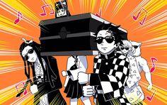 anime demonios Anime Meme, Otaku Anime, Anime Art, Manga Anime, Slayer Meme, Demon Slayer, Boys Anime, Roblox Memes, Anime Shows