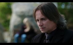"""Mr. Gold  Robert Carlyle has the best sad puppy face. Ever. The only man who can man cry and cause me to burst into tears all the while not thinking him less of a man for doing so. I just want to hug him! .. And maybe touch his butt a little. Just a little. -mumbles- """"damn, gorgeous Scotsman.."""""""