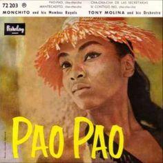 Monchito and his Mambo Royals, Tony Molina and his Orchestra - Pao Pao EP (1958)