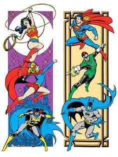 Justice League by José Luis Garcia-Lopez