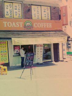 """ Camto "" Toast&coffee store"