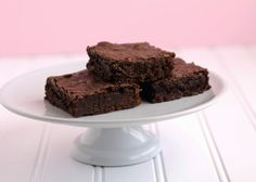 Brownies are one of my favorite treats ever. Brownies and cookies are what I would choose to eat if deserted on an island. While I love chocolate, when it comes to brownies it's definitely a texture thing. I've said it once and I'll say it again, I HATE cakey brownies. If you want cakey, eat …