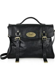 Yes, I think it's TRUE love.. (Mulberry Oversized Alexa leather bag)