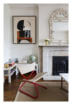 Robert McKinley's beach style home in Chelsea Photographed by Nicole Franzen
