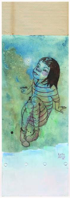 Illustration by Rafa Anton             grão