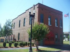 Catherine Street Fire House