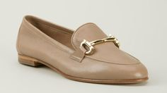 Eliza's Loafers For Warm Weather Loafing. Such inviting leather.