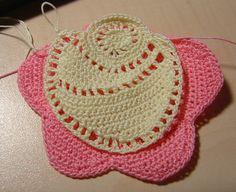 Tina's handicraft : wedding dress& cardigan with roses Freeform Crochet, Thread Crochet, Irish Crochet, Crochet Lace, Wedding Dress Cardigan, Dress With Cardigan, Irish Lace, Handicraft, Free Pattern