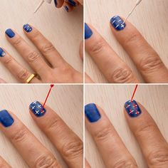 Pretty up your nails with these beauty tips.
