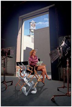 Jenna Elfman in Looney Tunes: De nuevo en acción (2003)