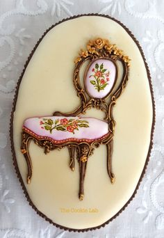 Royal Icing Decorated Cookie. The Cookie Lab - Bolachas Decoradas Artesanais.