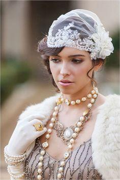Non seulement vous pouvez ajouter une chose fabuleuse dans vos cheveux ... http://yesidomariage.com - Conseils sur le blog de mariage