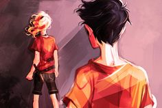 .gif. Percabeth - I love how they get older as it goes on :) It shows how their relationship grew from friendship to love. It even shows more beads on their necklaces with each picture!