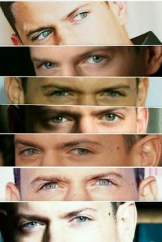 Wentworth Miller eyes
