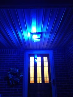 Lighting It Up Blue everyday for Autism, dedicated to my Sydney.