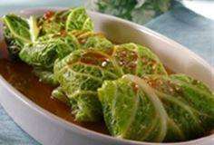 gevulde groene kool recept | Solo Open Kitchen