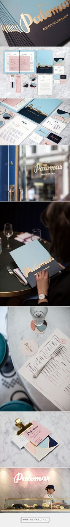 Art of the Menu: The Palomar... - a grouped images picture - Pin Them All