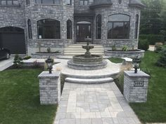 Stamped Patio With Fire Pit patio steps pictures. Pergola With Roof, Covered Pergola, Patio Roof, Pergola Plans, Backyard Patio, Gravel Patio, Pea Gravel, Roof Design, Patio Design