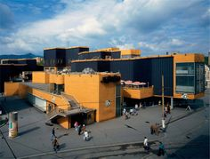Shopping Centre Ještěd Liberec - Karel Hubáček, Miroslav Masák - Google Search