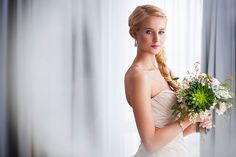 Production - www.bemyvalentine.pl, www.subobiektywna.pl Photographers - www.subobiektywna.pl, www.wedding-movies.pl Bridal bouquet - Justyna Stachowska from www.projektkwiaty.pl Make up - www.alicjamakeup.pl Hair stylist - Xanledra Aleksandra Czerwińska Accessories - www.weddingart.com.pl Model - Karolina Górak Dress - Vera Wang from www.sukniemarzen.pl #verawang #bride #pannamloda #crystals #weddingdress #wedding #slub #sukniaslubna #warkocz #earrings #kolczyki #sukulenty