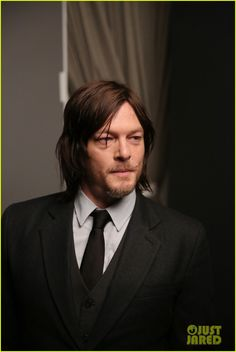 Norman Reedus Joins TV's Supporting Dramatic Actors for a Variety Studio Panel!