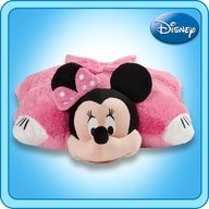 Minnie Mouse Pillow Pet  Georgia would love this..