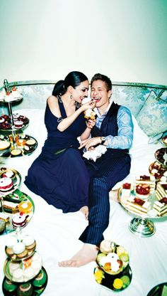 The Good Wife | How We Got the Shot - Matt Czuchry (Cary) and Archie Panjabi (Kalinda)