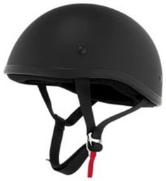 Skid Lid Original Half-Face Motorcycle Helmet X-Large Flat Black. Size: X-Large. Style: Half-Helmet. Color: FLAT BLACK. Warranty: Covered for a 1-year period from the date of purchase. See manufacturer site for full details.
