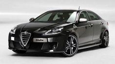 2016 Alfa Romeo Giulietta Black