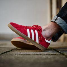 super popular c325d fa633 adidas Originals 350 RedGum. afzal · Sneakers