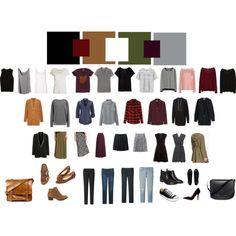 Fall 2015 Capsule Wardrobe