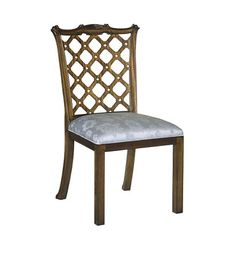 2b7675deaf Manor House Side Chair from the Mariette Himes Gomez collection by Hickory  Chair Furniture Co.