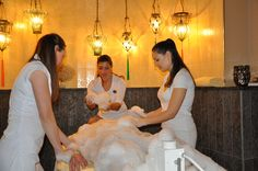 Body&Soul Schulung Spa, Body And Soul, Wellness, Waterbed, Relax Room