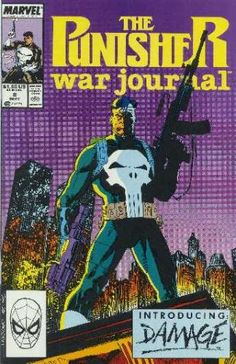 The Punisher War Journal (1988) No. 8