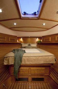 Custom Yacht Pictures; Sabre 40 Sedan Power Boat