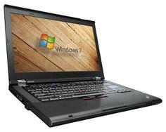 Das #Lenovo #ThinkPad T420 zeigt eindrucksvoll, wieso die ThinkPad Serie so beliebt ist. Daher kommt auch dieses gebrauchte Notebook im typischen schwarzen Gehäuse, welches solide verarbeitet ist und damit auch rauen Bedingungen standhält.