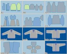 A COMPARISON OF DAK AND GARMENT DESIGNER: Information and description of DAK ~ Design A Knit ~ Software system, how it works, costs, information on COCHENILLE Software, cost and what it is capable of so you can decide what you really need, AboutKnittingMachines.com