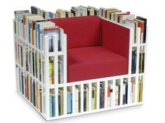 Book lover chair II