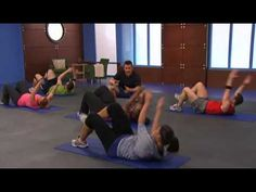 Chris Powell - The Workout (2011) - Level 3.avi 35min