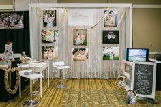 bridal show booth - Buscar con Google
