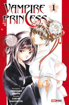 Princess Vampire Miyu #Manga