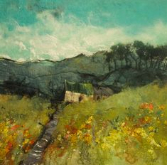 The Green Tin Roof - Moy Mackay Gallery